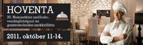 Hoventa 2012. Nemzetközi szálloda-, vendéglátóipari és gasztrotechnikai szakkiállítás Budapesten
