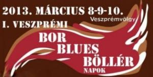 Pénteken kezdődnek az I. Veszprémi Bor-Blues-Böllér Napok