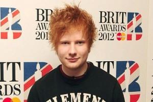Ed Sheeran megjelenési rekordot döntött Amerikában