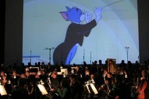 Szabadtéri nyitány Tom és Jerryvel!