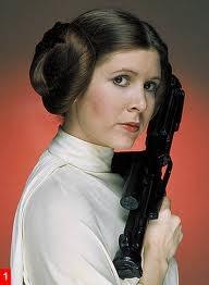 Carrie Fisher is szerepel az új Star Wars-filmben