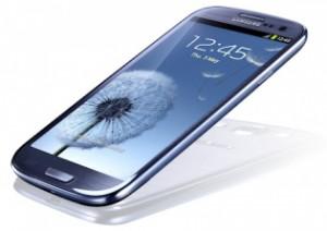 Arc, hang és tekintetfelismerő lesz a Samsung Galaxy S III