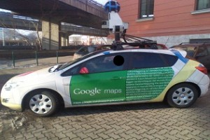 A Google önműködő autója Nevadában ipszilonozik