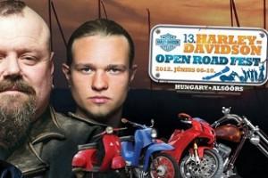 Mától indul a 13. Harley-Davidson Fesztivál