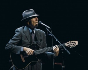 Leonard Cohen bejelentette 2012-es turnéjának néhány részletét
