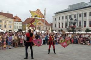 Jövő hét végén indul a győri Négy Évszak Fesztivál