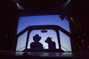 2012-ben végre Magyarországon: A Pilobolus bemutatja: Shadowland