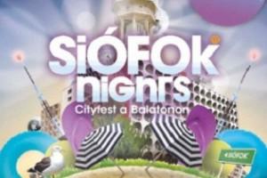 Frissen és üdén vesd bele magad a Siófoki éjszakába!