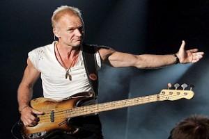 Sting koncert az Arénában