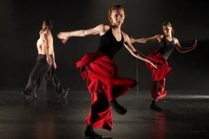 Táncos díjazottak