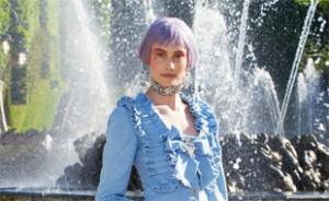 Chanel, Marie Antoinette módra