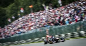 Forma-1: Vettel nyerte a 2013-as Belga Nagydíjat