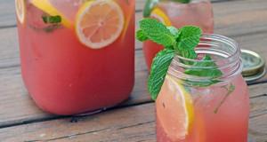Dinnyés limonádé – recept