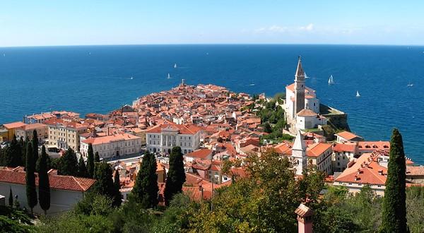 Pénztárcakímélő és gyönyörű: a szlovén tengerpart