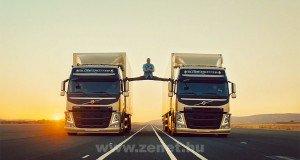 A legjobb kamion reklám: Volvo és Jean-Claude Van Damme