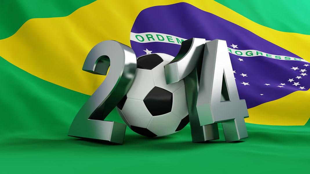 Foci VB 2014. - Brazília