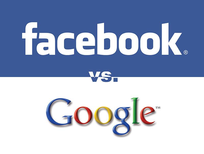 Facebook vs. Google