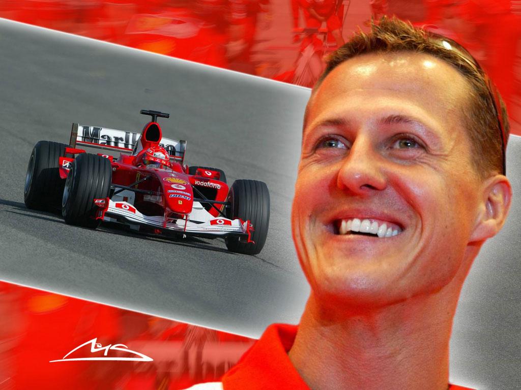 Michael Schumacher - Forma 1