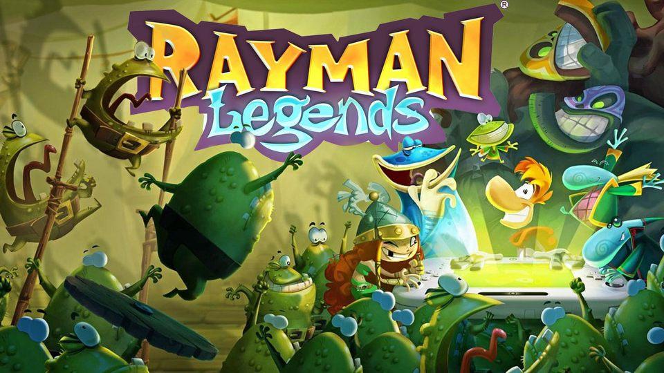 Rayman Legends 2013.