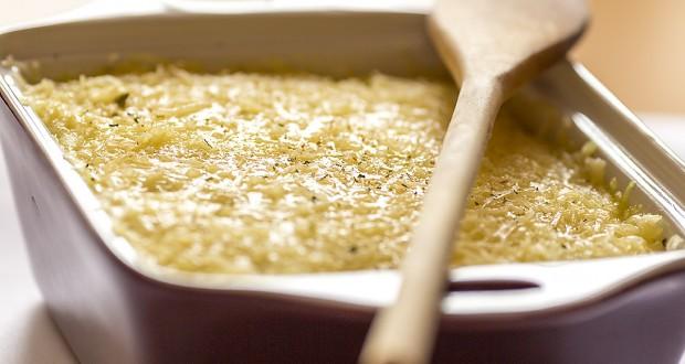 Cukkinis-Tonhalas Lasagne – Kreatív Recept