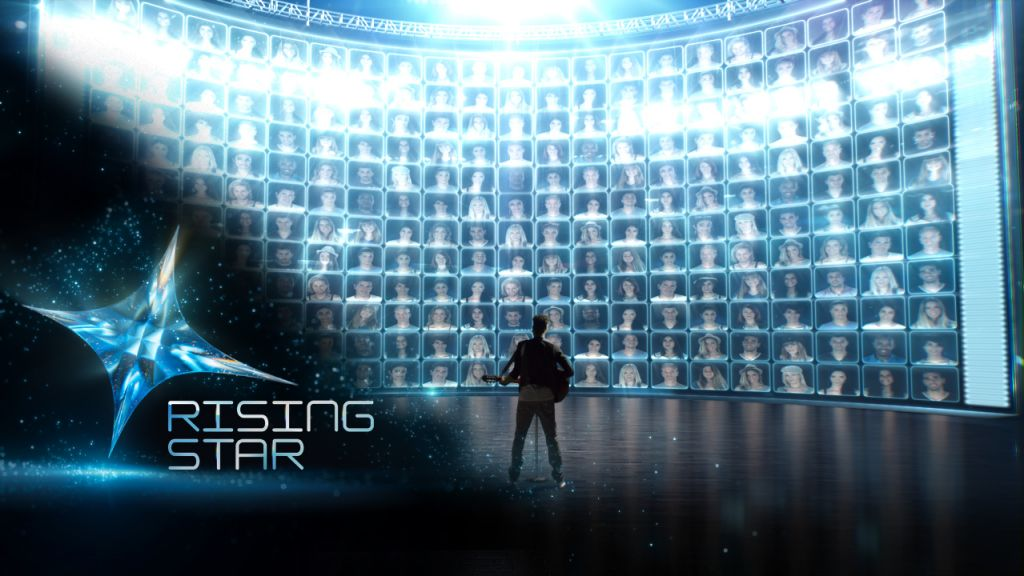 Rising Star a TV2-n
