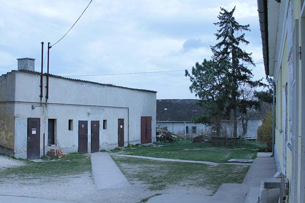 A Csóri Mátyás Király Általános Iskola melléképülete