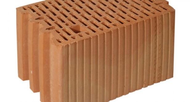A tégla, mint a legnépszerűbb falazó anyag