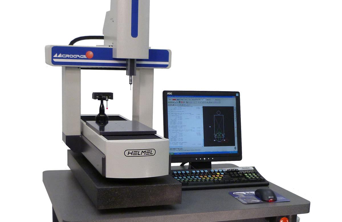 A koordináta mérőgépek szerkezeti anyagai